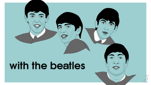 With The Beatles - new by FoolEcho