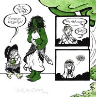 Tock the Gnome, page 50 by rachelillustrates