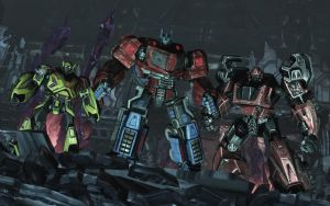 Autobots by Homicide-Crabs