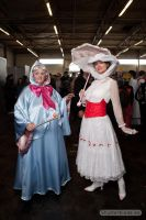 Fairy Godmother  Mary Poppins by MysteriousMaemi