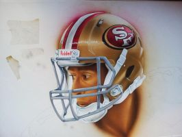 Colin Kaepernick (WIP) by Retrodan16