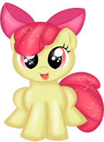 PFD32 Applebloom by Rayodragon