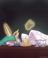 Celestia, You're Drunk by TheDracoJayProduct