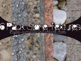 6 Pack Stone Textures by LW-Lucy