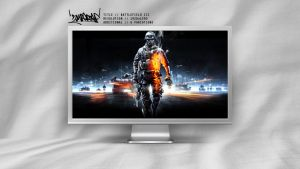 Battlefield 3 - 01 by emperaa