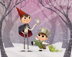 Over the Garden Wall by Hado-Land