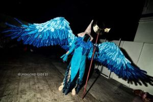 .: Black Waltz .: Final Fantasy Cosplay by Section8SG