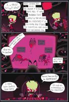 Monsters Within Comic 16 by SilentKnight4