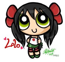 My PPG from .. Lolo ID by GiloloxGikoko