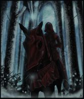 Red Knight by DragonOfBitterLies