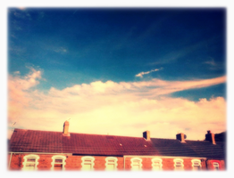 Rooftops by A-McQ