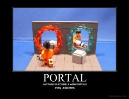 Portal by soulless-5