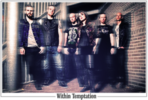 Within Temptation Promo with Stefan and Mike by wtfan