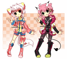 Random Adoptables - CLOSED by Ayuki-Shura-Nyan