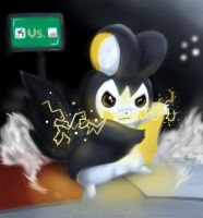 Emolga by HCP-RedSync