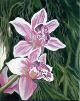 Lillies by NikkiMcB