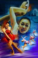 kim yuna-ice skating by ls2-TheBloodOfPeace