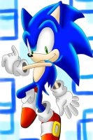 Sonic ~ by SonicForTheWin2