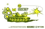 Know me tank by waver-h