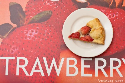 Strawberry galette 3 by patchow