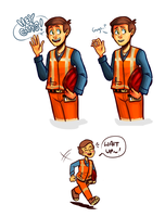 Emmet by Super-Cute