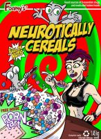Neurotically yours cereal by Christo-LHiver