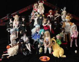 Halloween Doll Meet Party 2014 by AnimatorAR