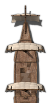 Galleon Small Token by Madcowchef