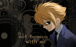 not to mess with me by kielle27