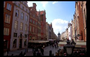 Gdansk I by LostRomantic