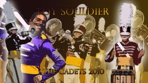 Toy Souldier wallpaper by leakypipes