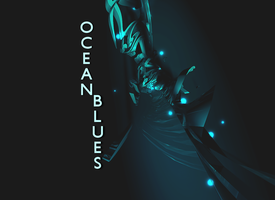 Ocean Blues by lordsoccer10