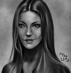 Debra Morgan by TheUnconfidentArtist