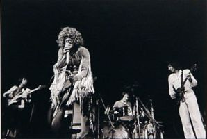 The Who at Woodstock by tvc-1-5