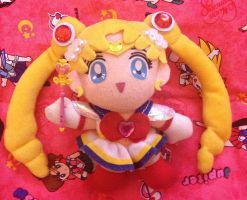 Sailor Moon S Plush by Konata-Moonie