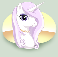 .: Fleur De Lis Portrait :. by MechanicMoon