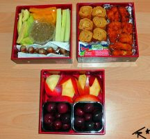 Bento for Japantag by Crystal-Flash