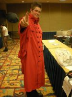 Vash cosplay by dante-is-god
