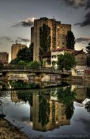 Water Reflection HDR by HDRenesys