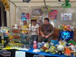 stand digimon world chile by Digimonworldchile
