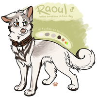 Raoul by xWolfPrincex