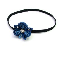 Blue orchid headband by offgenemi