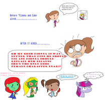 Strong female controversy... by Brokenshell44