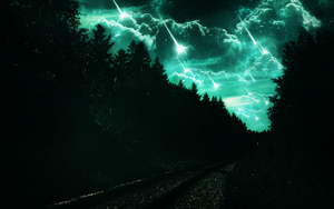 Dark track wallpaper by Kronos3051