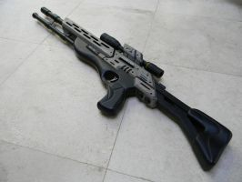 Mass Effect M97 Viper Sniper Rifle Prop by zanderwitaz