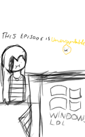 First impression to AT ''You made me'' by UnicornOfShadows