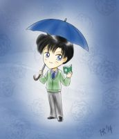 Chibi Mamoru - Sailor Moon Crystal by ChibiRikku