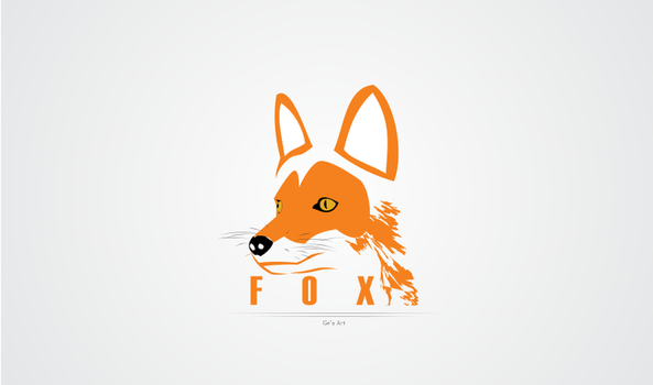 Fox Design by GeandhraYungga
