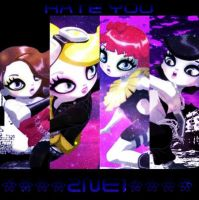 2NE1 HATE YOU FANMADE COVER by MiSunKwon