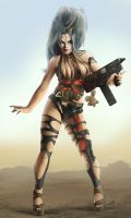 Mad Max! by Dragonnick741